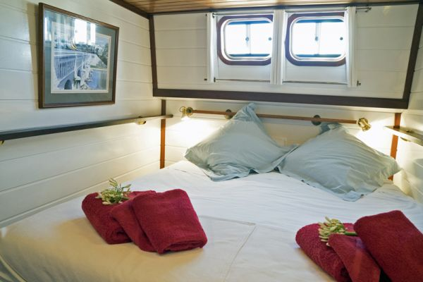 Athos Double Cabin