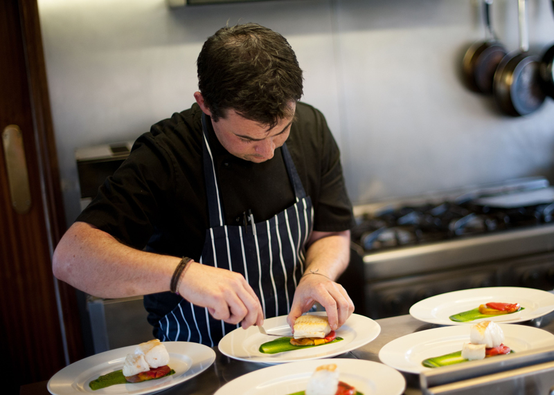 European chef experience