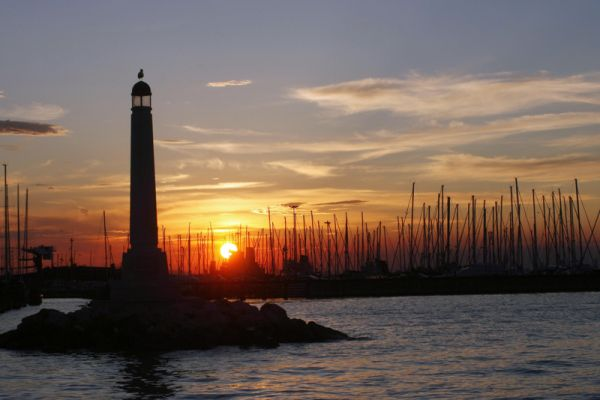 Chioggia Sunset