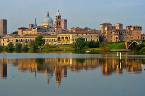 Mantua Italy River Cruises