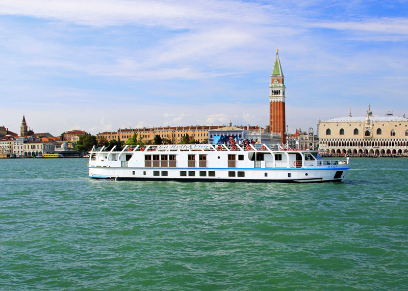 River Cruises Italy