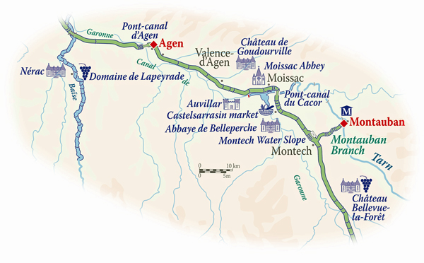 Rosa Map