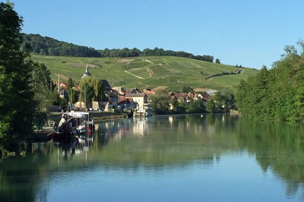 The Scenic River Marne