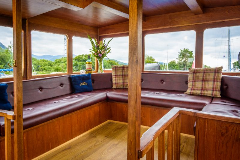 Scottish Highlander | The Caledonian Canal, Loch Ness & the