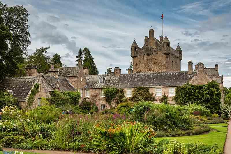 Cawdor Castle grounds